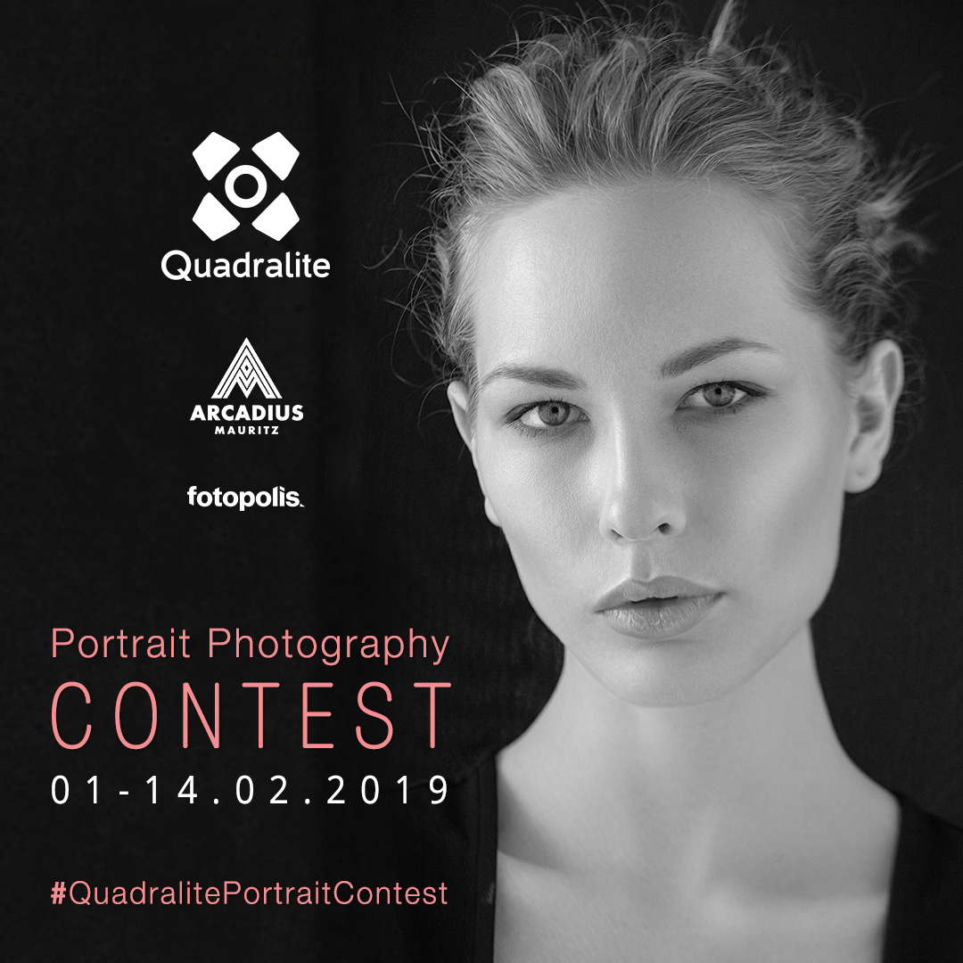 Quadralite Portrait Contest