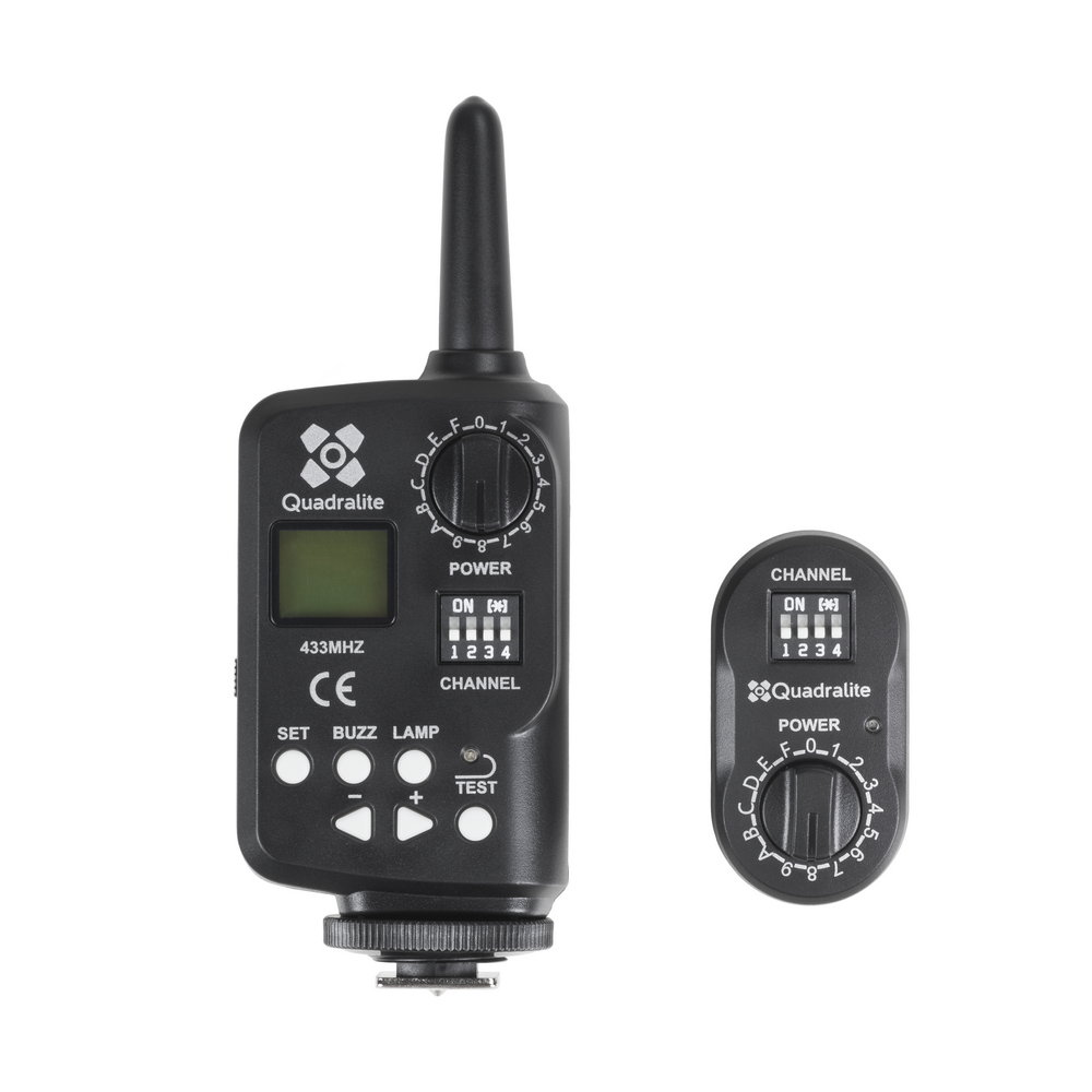 Quadralite Navigator Kit - wireless control and triggering system