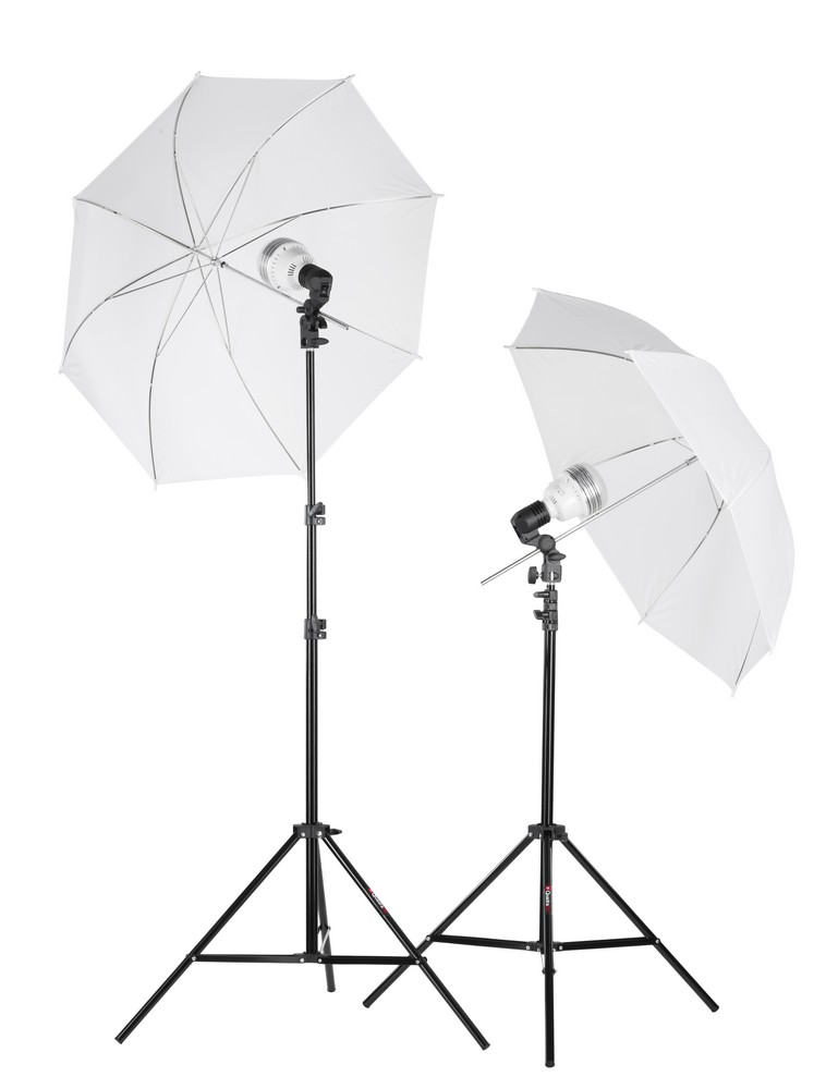 Quadralite LEDTuber Lighting Kit - Continuous Light Studio Kit